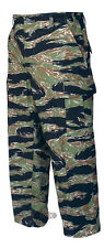 Vietnam Tiger Stripe Camo Men's BDU Uniform Pant by TRU-SPEC 1593 - FREE SHIP