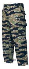 Vietnam Tiger Stripe Camo Men's BDU Uniform Pant by TRU-SPEC 1593 - FREE SHIP