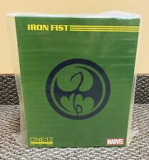 Iron Fist Mezco MISB Authentic one:12 collective action figure marvel US Seller