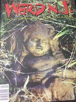 Weird NJ Magazine Issue #16 Abandoned Hackettstown Slaughterhouse She Ghost