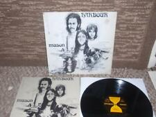 MASON / HARBOUR / ORIGINAL PRESS W / BOOKLET...THIS IS GETTING VERY SCARCE