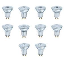 OSRAM led hd Lighting par16 gu10 6,5w = 50w 350lm blanco cálido 2700k regulable 97ra 10er