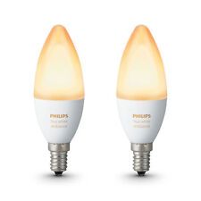 Philips Hue White Ambiance LED E14 6w Doppelpack 418