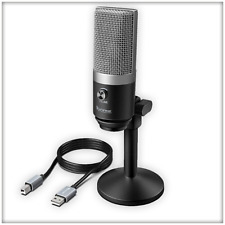 FIFINE USB Microphone for Mac laptop and Computers