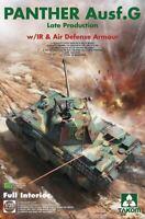 Takom 2121  1/35 Panther G Late Production with IR & Antiair Armour