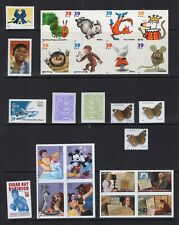 US 2006 NH Commemorative COMPLETE Year Set 165 Stamps! COMPARE! - Free USA Ship