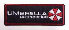 "Resident Evil Umbrella Corporation Horizontal Logo 3.5"" Patch-USA Mail(REPA-104)"