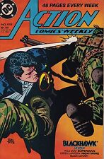 DC Comics! Action Comics Weekly! Issue 616! Featuring Blackhawk!