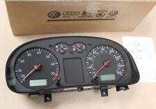 GENUINE VW Golf MK4 Bora 1.6 1.8 2.0 V5 V6 dash instrument cluster 1J0920906BX