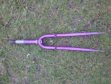 Retro road rigid fork to 28' bicycles 175 mm / 1 inch