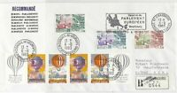 France Council of Europe Strasbourg Special Registered Stamps Cover Ref 31064