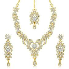 Sukkhi Australian Diamond Stone Studded Necklace Set(2038NADK1050)