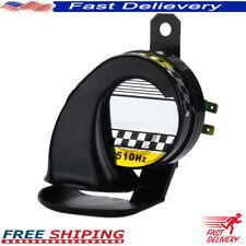 12V 130DB Electric Air Horn Loud Waterproof Car Motorcycle Truck Boat Universal