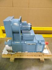 New Uniqore Thrige Scott 16kw 22hp 22 Hp Force Vent Dc Motor 225500v Volt