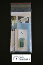 Aceite de refuerzo de sonido Origami Kit Rodamiento De Aceite De Tocadiscos PTFE (con Accesorios)