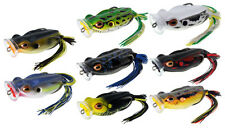 "River2Sea Spittin Wa 70 Topwater Frog 2 3/4"" River2Sea Frog Bass Fishing"