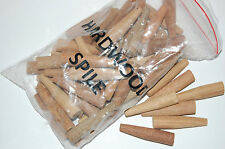 100 BEER CELLAR EQUIPMENT SPILES HARD WOOD PEGS 58mm