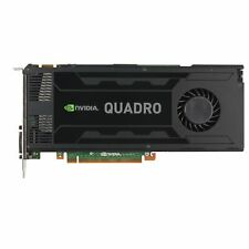 NVidia Quadro K4000 3GB GDDR 5 PCIe x16 FH (VCQK 4000)