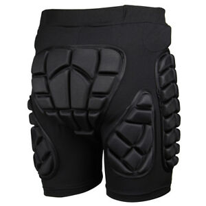 Motocross Riding Skiing Snowboard Sport Thickening Hip Pad Padded Protect Shorts