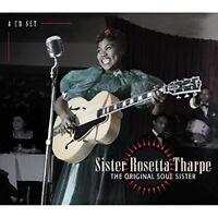 SISTER ROSETTA THARPE - THE ORIGINAL SOUL SISTER 4 CD NEU