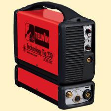 Schweissgerät WIG MMA Technology TIG 230 TIG230 DC-HF Telwin 815038 Inverter 382