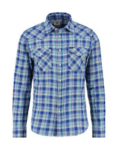 **50% OFF!!** LEE 'Western' Checked Flannel Shirt / S / 100% Cotton / RRP £60
