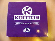 Kontor Top Of The Clubs Vol.56 von Various Artists (2012)
