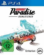 PS4 Spiel Burnout Paradise Remastered NEUWARE