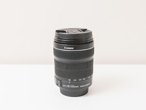 Canon 18-135mm F3.5-5.6 IS STM EF-S Lens for 80D 90D.. Cams ~Excellent Condition