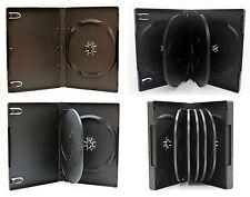 Pack ESTUCHES DVD de 1 2 3 4 6 8 10 12 discos - CAJA CD - SLIM COMPACTOS MiniDVD