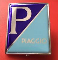 VESPA PX 125 E DISC 1998 ON DIAGONAL CLIP IN HORNCAST BADGE PIAGGIO VE14172
