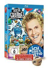 Blu-ray * SASCHA GRAMMEL - ICH FIND´S LUSTIG (MIT JA-NEIN-WÜRFEL)  # NEU OVP !