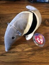 Beanie Babies Ants The Anteater Ty Excellent Condition