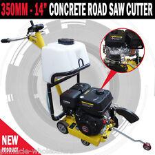 NEW 350mm / 14inch Road Saw Concrete Cutter Floor Asphalt Blade Roadshow