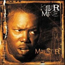 Monster [Edited] by Killer Mike (CD, Mar-2003, Columbia (USA))