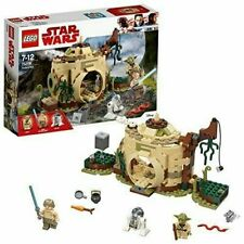 Collectors LEGO 75208 Star Wars Yoda's Hut New And Sealed box! retired set
