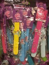 My Little Pony Slap Bands, Lot Of 5 Different Styles For Your Princess Or Bronie