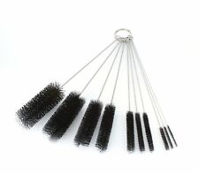 10 pcs 8 Inch Nylon Tube Brush Variety Pack Cleaning Bottle Wash Kitchen Tools