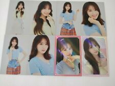 Iz*one Chaeyeon Oneiric Theater Official trading card photocard izone
