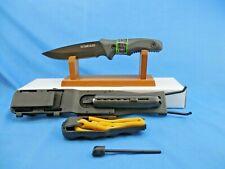 "Schrade - Slingshot 10.5"" - 8cr- 13MoV - Fixed Blade Survival Bug Out Knife"
