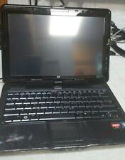 HP Touchsmart TX2-1370us HSTNN-Q22C Notebook PC AMD 2.3Ghz 1GB RAM - NO OS
