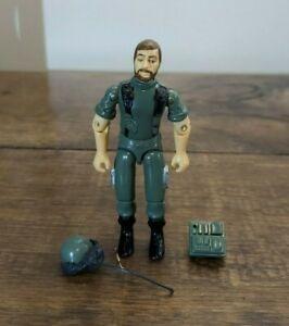 GI Joe 1983 Swivel Arm Breaker *Communications* Complete  No Cracks VERY NICE