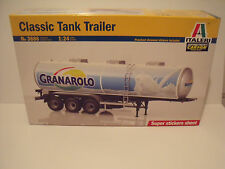Classic Tank Trailer 1/24