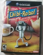 Chibi Robo Gamecube Tested. Box and Game, no Manual