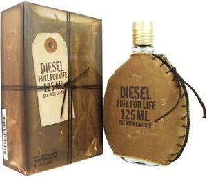 Diesel Fuel For Life Pour Homme - 50ml Eau De Toilette Spray