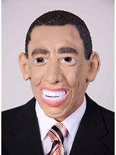 Latexmaske Barack Obama Erwachsene Karneval Politiker