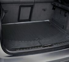 BMW OEM 2000-2006 X5 without 3rd Row BLACK All Weather Trunk Mat 82110305057