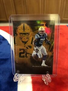 2020 Illusions Jonathan Taylor Orange Parallel RC Indianapolis Colts SP