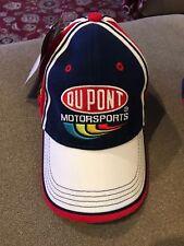 JEFF GORDON #24 NASCAR HAT DUPONT MOTORSPORTS CHASE AUTHENTICS NU-FIT S/M (MB)