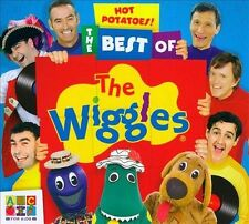 Hot Potatoes! The Best of the Wiggles by The Wiggles (CD, May-2009, ABC Records)